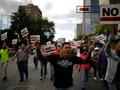 Ribuan Warga Venezuela Unjuk Rasa Desak Militer Tolak Maduro