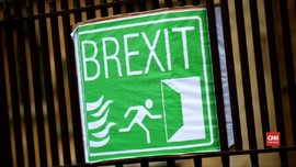 Brexit, Aset Keuangan US$1,3 Triliun Meninggalkan Inggris