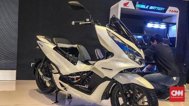 Legalitas Honda PCX Listrik Dipertanyakan, AHM Buka Suara