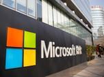 Rogoh Rp 232 T, Microsoft Siap Caplok Emiten Teknologi Ini