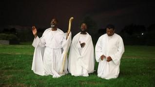 FOTO: Tumbuhnya Gereja-Gereja Afrika di Inggris