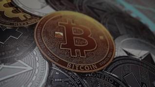 Harga Bitcoin Melonjak Jadi Rp155,8 Juta