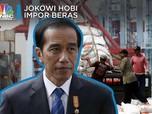 Untuk Urusan Impor Beras, Presiden Jokowi Juaranya!