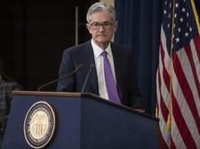 Sesuai Perkiraan Pasar, The Fed Tahan Bunga Acuan