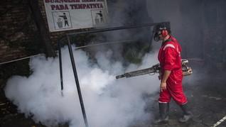 Marak DBD, Anies Utamakan Fogging di Jakarta Selatan