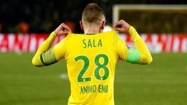 Nantes Lapor ke FIFA Minta Cardiff Bayar Transfer Sala