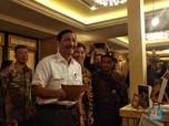 Sri Mulyani Disebut Menteri Pencetak Utang, Luhut: Neneknya!