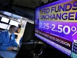 Duh! Bursa AS Dibuka Melemah Efek Data Ritel & Perang Dagang