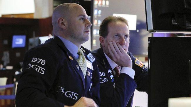 Pengangguran di AS Melonjak karena Corona, Wall Street Ambles