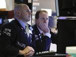 Perang Dagang AS-Eropa Dimulai! Wall Street Bakal Melemah