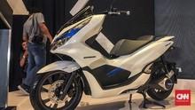 Harga Masih Kemahalan, Honda Tetap Fokus pada PCX Listrik