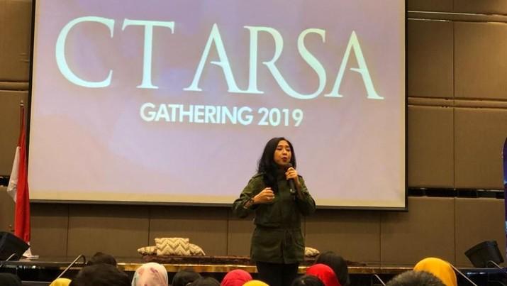 Kisah Inspiratif Anita Ratnasari Kembangkan CT ARSA