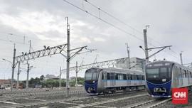 MRT Dinilai Cuma Beri Alternatif Waktu Tunggu dan Kenyamanan