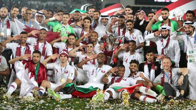 Qatar Juara Piala Asia 2019 Usai Kalahkan Jepang 3-1