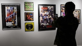 FOTO: 'Harta Karun' 40 Tahun Hip Hop