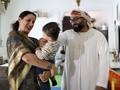 FOTO: Keharmonisan Pasangan Beda Agama di Dubai