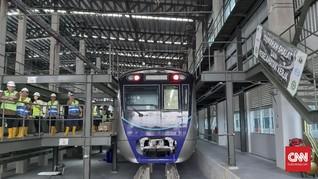 Bappenas Sebut Tarif MRT Rp8.500 Pas di Kantong Warga Jakarta