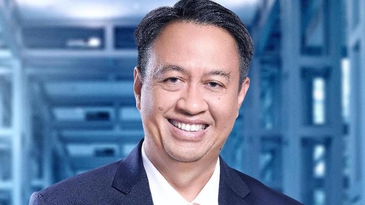 Direktur Keuangan Bank Mandiri Pandji Irawan menjawab seputar sejumlah tantangan yang akan dihadapi Indonesia dari sisi investasi di 2019,