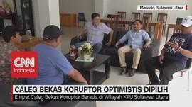Caleg Bekas Koruptor Optimis Dipilih Kembali