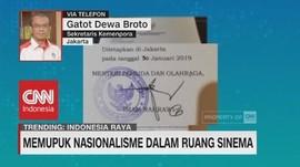 Banjir Kritik, Nyanyi Indonesia Raya di Bioskop Batal
