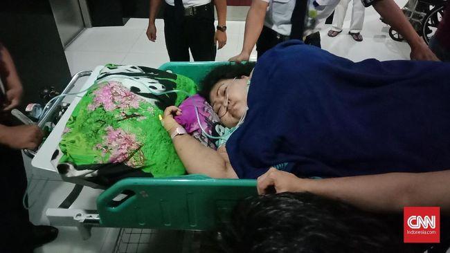 Pasien Obesitas Sunarti Jalani Operasi Pengecilan Lambung