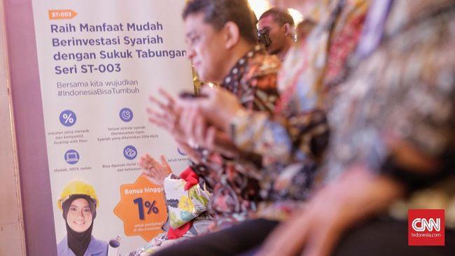 Kemenkeu Yakin SBN Ritel Dongkrak Kepemilikan Investor Lokal