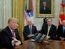 Soal Nego Dagang China, Trump Janjikan Akan Ada Kabar Penting