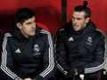 Courtois Kritik Bale Tak Bisa Berbaur Gaya Hidup Madrid