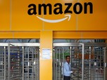 Kisah Amazon yang Memilih Hengkang dari Pasar China