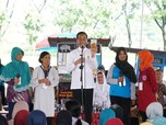 Simak, Ini Bukti Konkret Jokowi 'Sebar Dana' ke Masyarakat