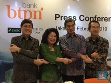 Merger Rampung, Ini Susunan Komisaris & Direksi Bank BTPN