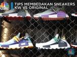 Yuk! Simak Tips Membedakan Sneakers KW Vs Original