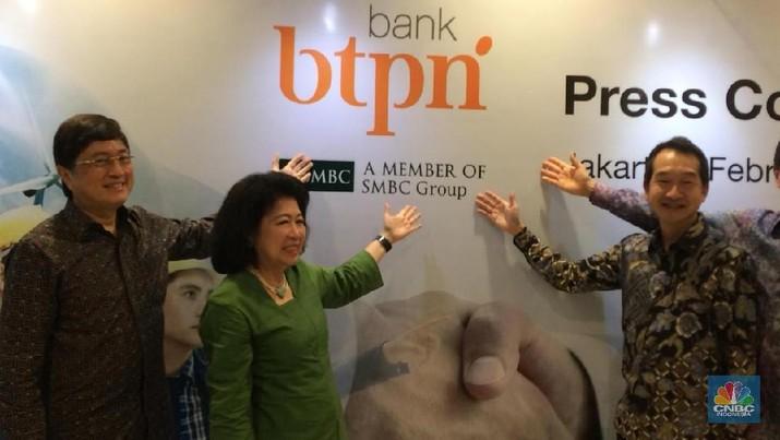 Saham di Publik Tinggal 1,49%, BEI: Bank BTPN Harus Refloat