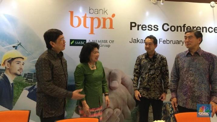 Merger Rampung, BNI & BCA Jadi Pemegang Saham Bank BTPN