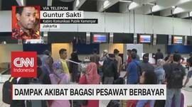 Dampak Akibat Bagasi Pesawat Berbayar