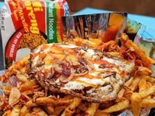 Viral, Restoran di Sydney Laris Jualan Kentang Goreng Indomie