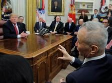 Ingin Perang Dagang Usai, China Tebar Janji Manis untuk AS