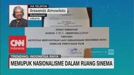 Nyanyi Lagu Indonesia Raya di Bioskop, Arswendo: Tidak Pas