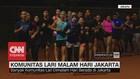 Komunitas Lari Malam Hari Jakarta
