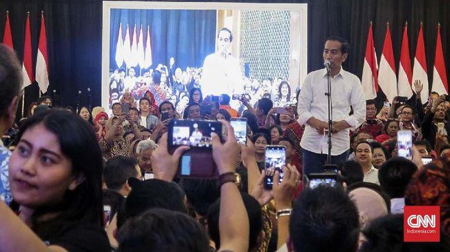 Jokowi: Indonesia Dibandingkan Haiti, Ekonom akan Senyum