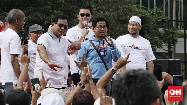 Prabowo Pidato Kebangsaan di Kandang PDIP H-2 Debat Capres