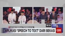Aplikasi Speech-to-Text dari Bekasi