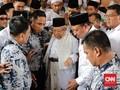 Ma'ruf Amin Patok Target Menang 60 Persen di DKI Jakarta