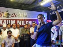 Tutup Anggaran Bocor, Prabowo-Sandi Janji Perbanyak Beasiswa