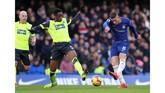 Raihan tiga poin tak membuat Chelsea beranjak dari posisi keempat klasemen sementara Liga Inggris dengan koleksi 50 poin dari 22 pertandingan. (REUTERS/David Klein)