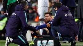 Messi Masuk Skuat Barcelona untuk El Clasico di Copa del Rey