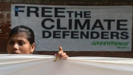 Rekening Bank Diblokir, Greenpeace Tutup Dua Kantor di India
