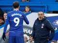 Sarri Akui Belum Pernah Melatih Tim Selabil Chelsea