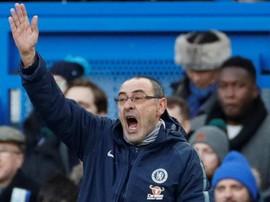 Maurizio Sarri Resmi Tinggalkan Chelsea ke Juventus