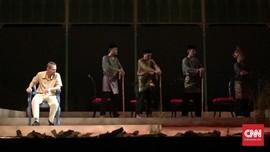 Suara untuk Amir Hamzah di Pentas 'Nyanyi Sunyi Revolusi'
